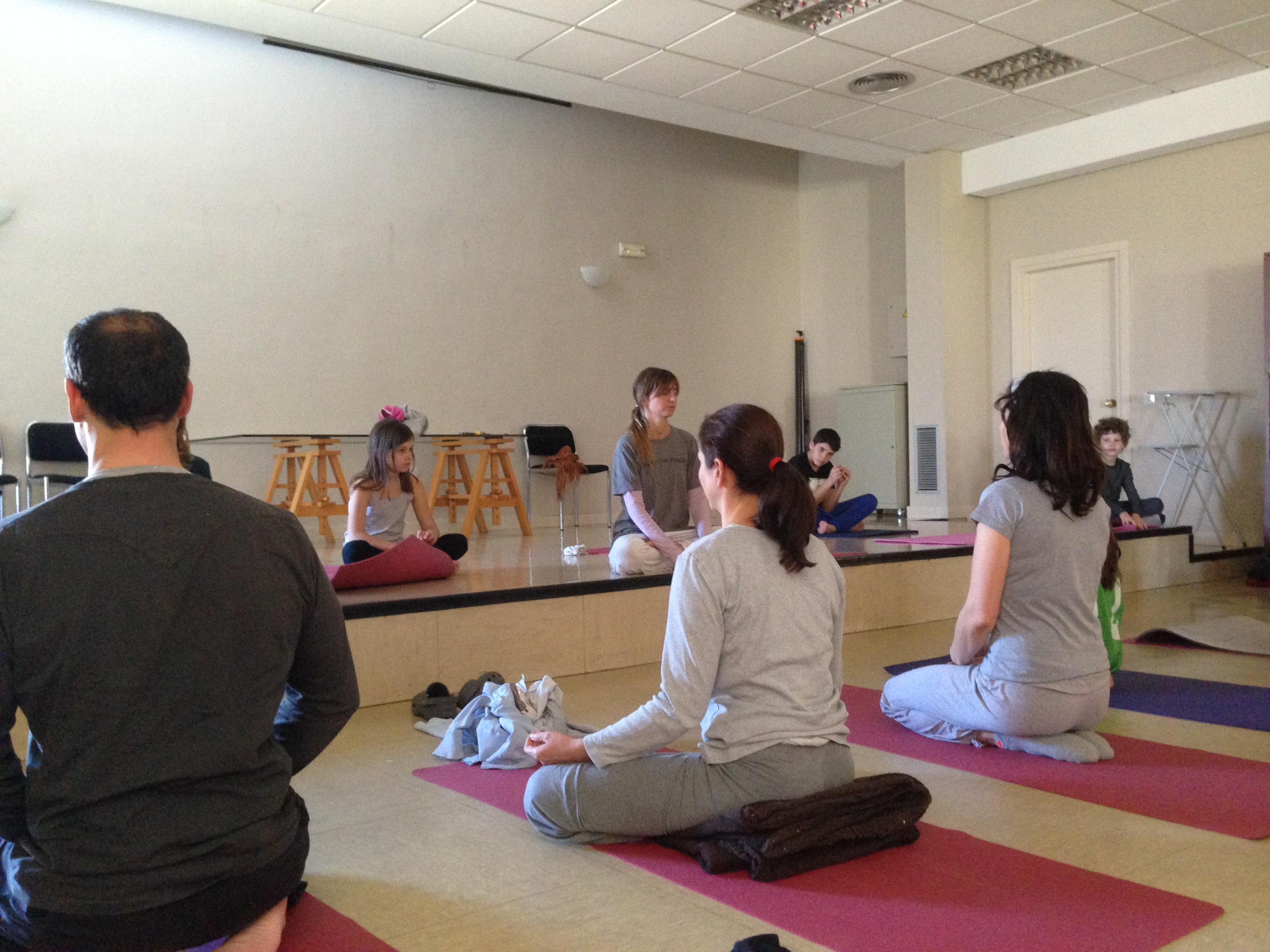 yoga las matas